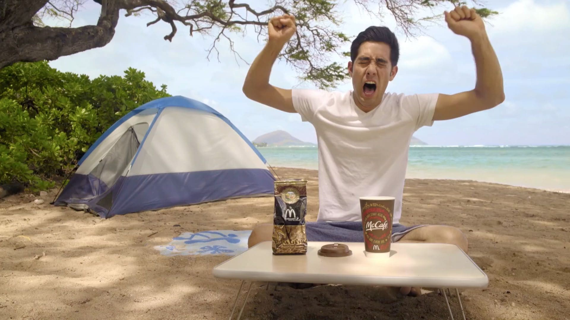 McDonald's of Hawaii - Amazing Ingredients Campaign - How Zach King starts his mornings