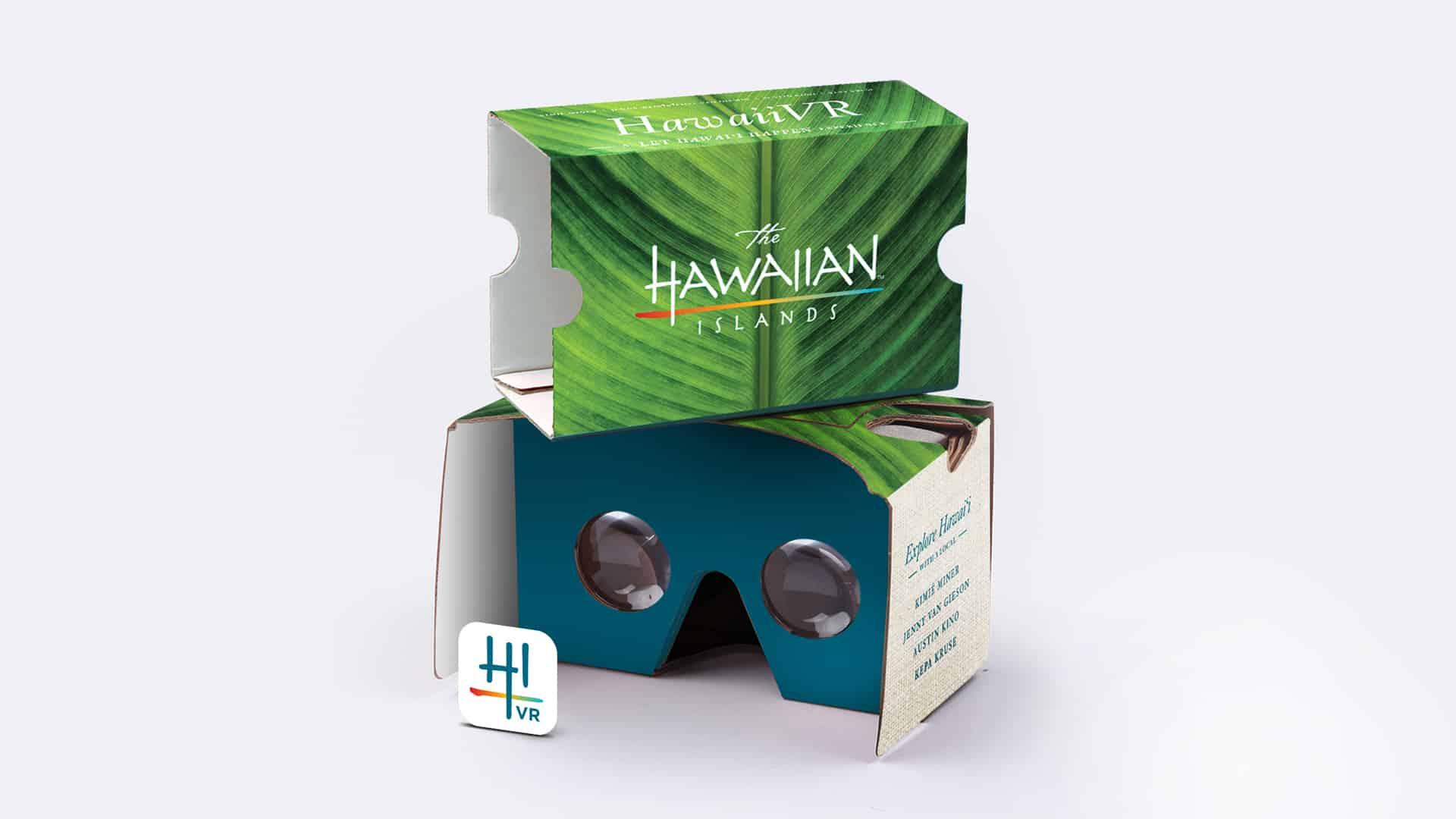 Hawaii VR Google Cardboard