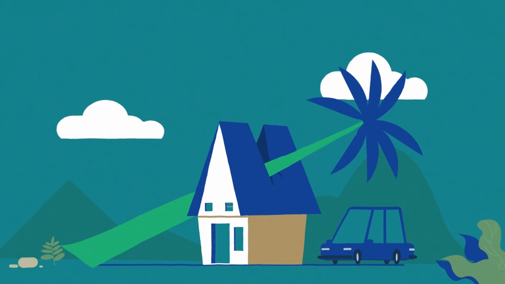 First Insurance Company of Hawaii Home Owners Animation