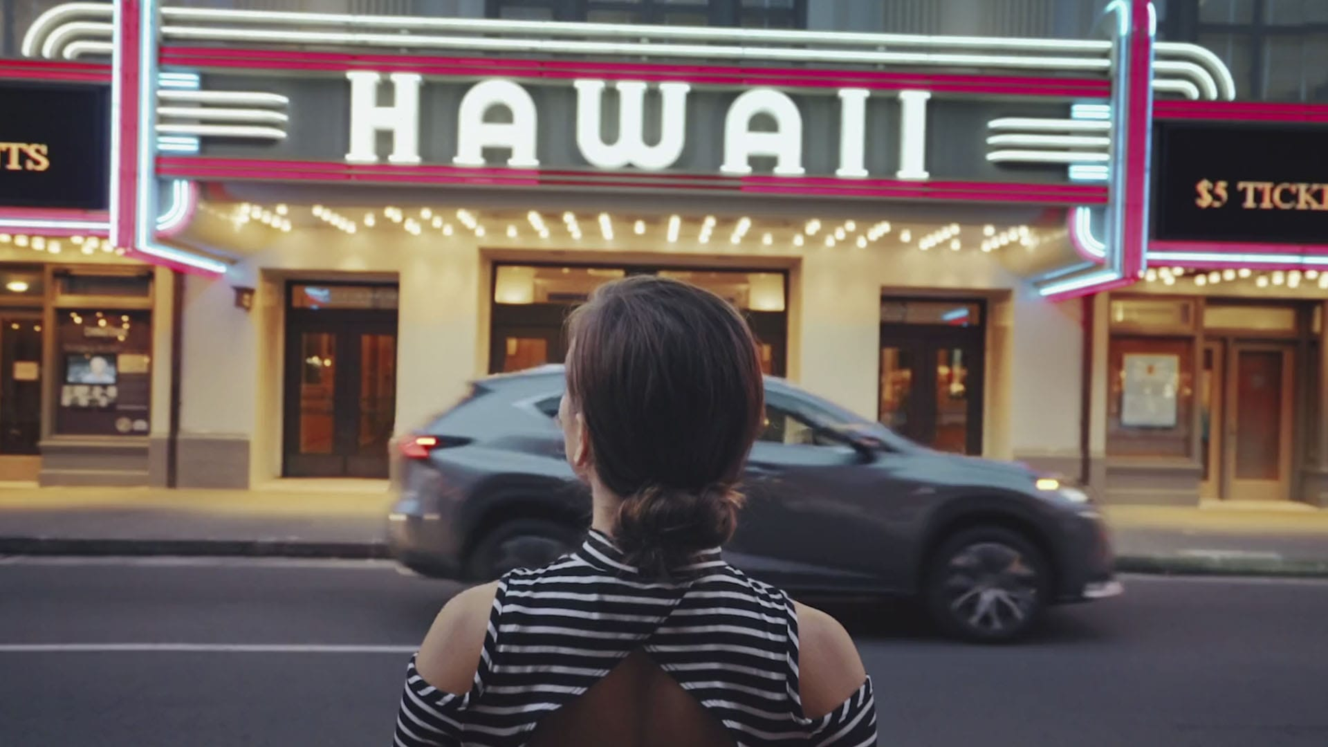 Follow the Journey: The Cousin on Oahu