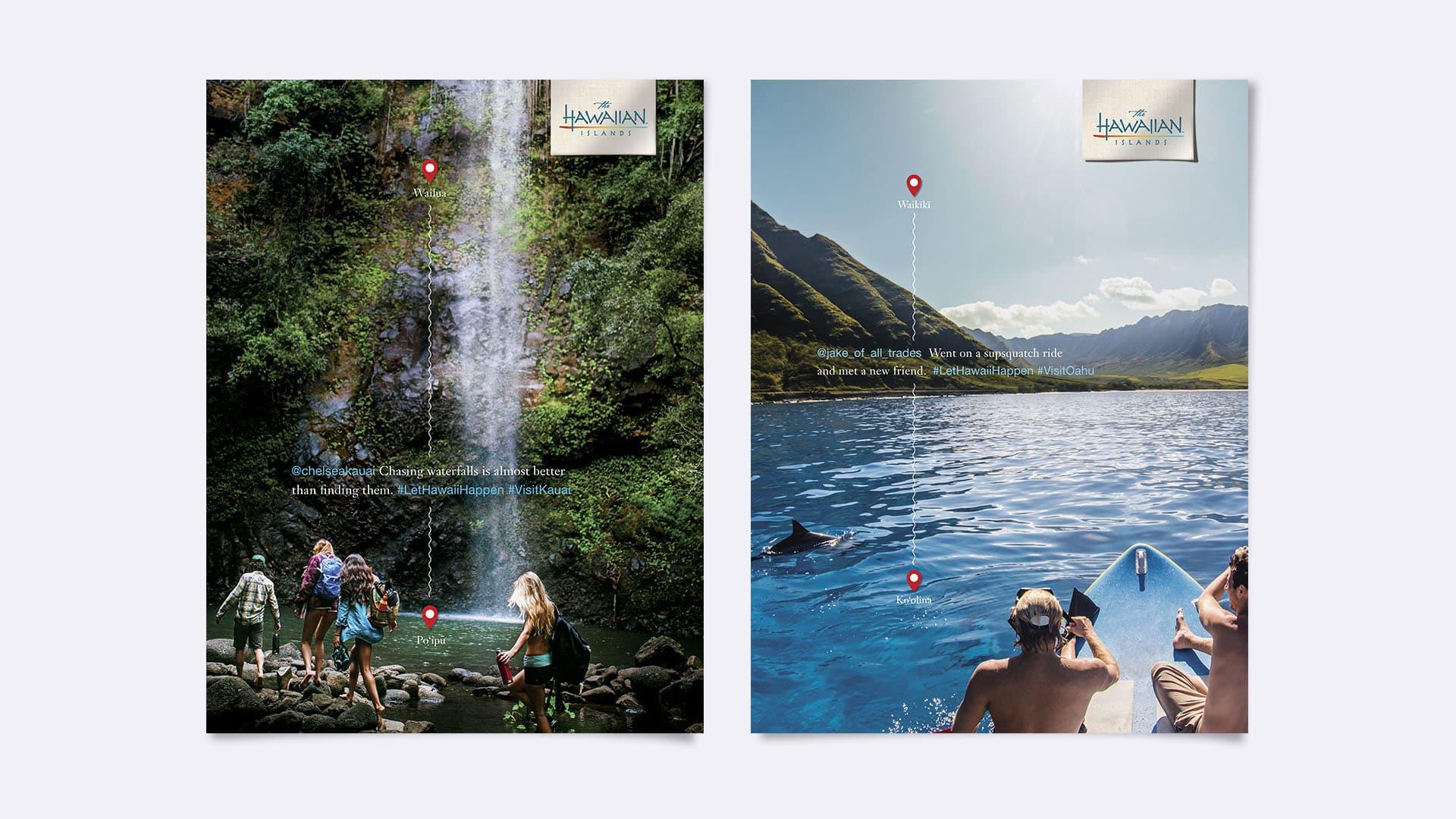 Let Hawaii Happen Print