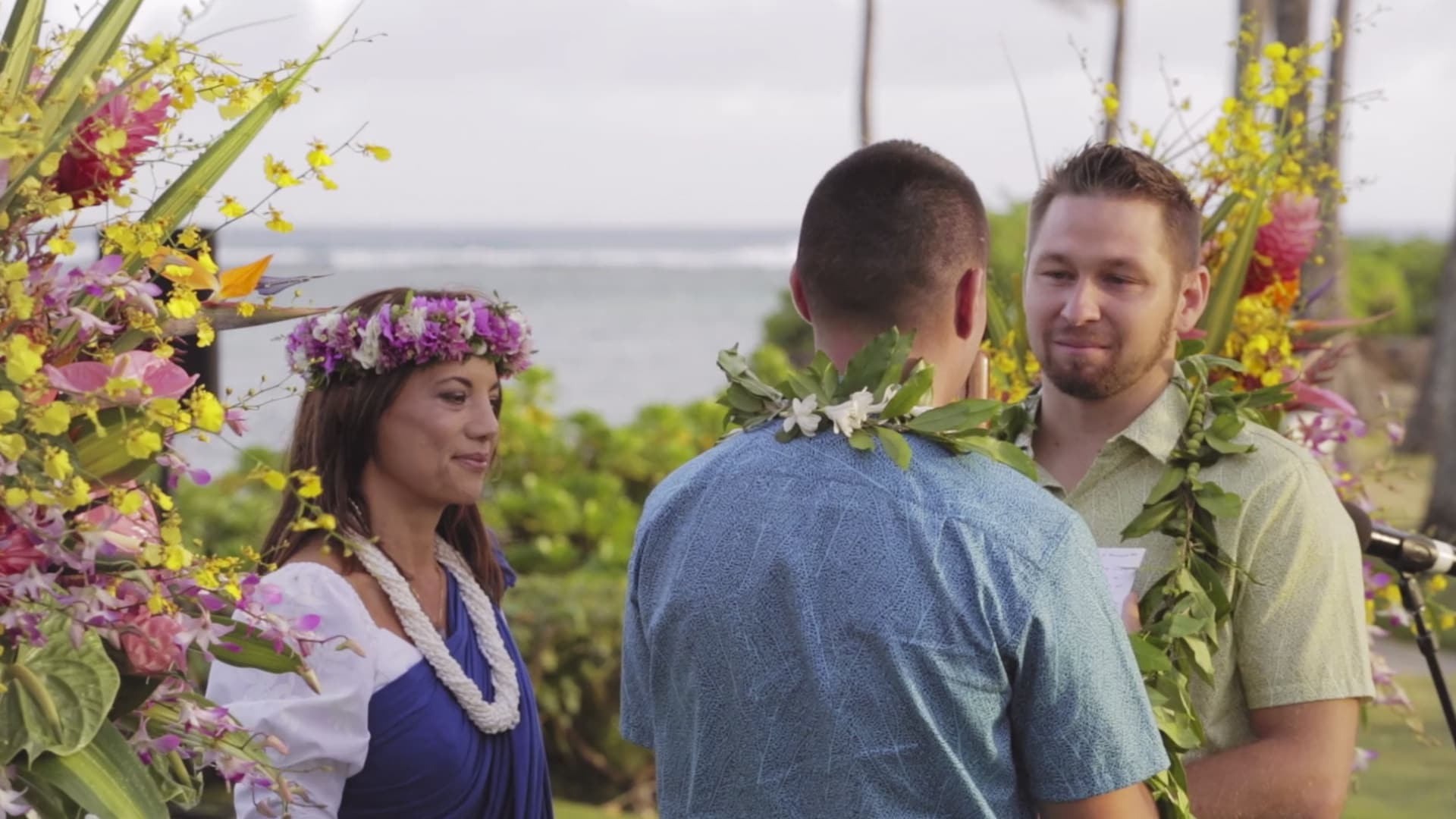 Let Hawaii Happen, A Surprise Wedding