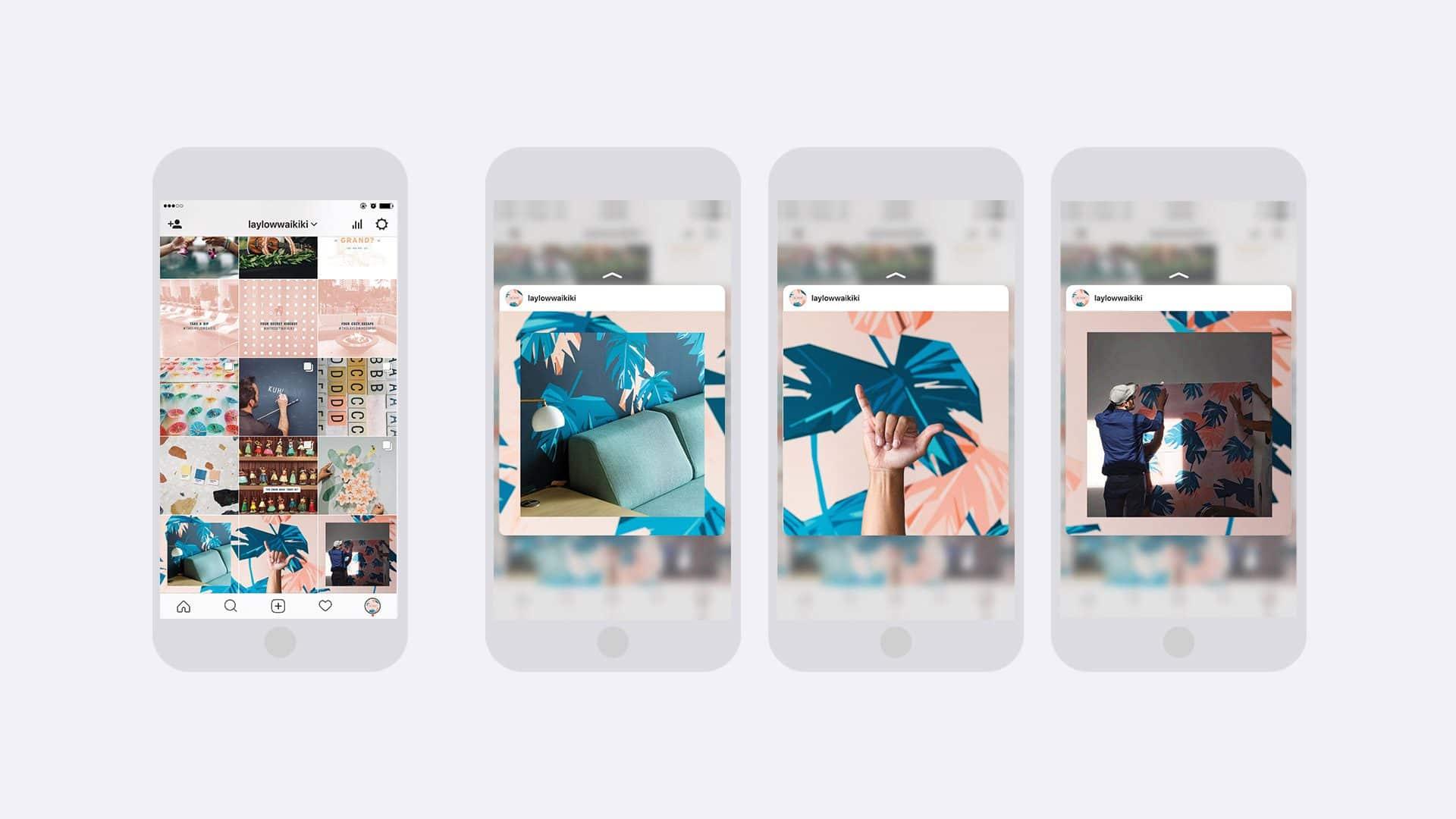 The LayLow Waikiki Social Media