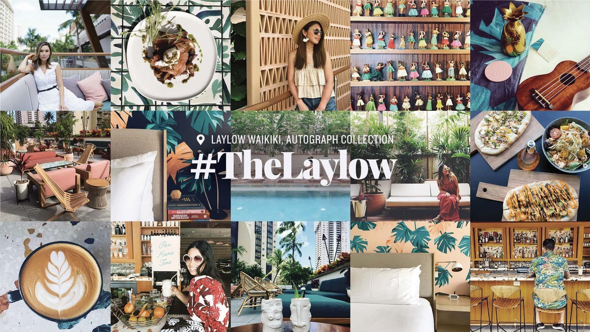 The LayLow Waikiki UGC