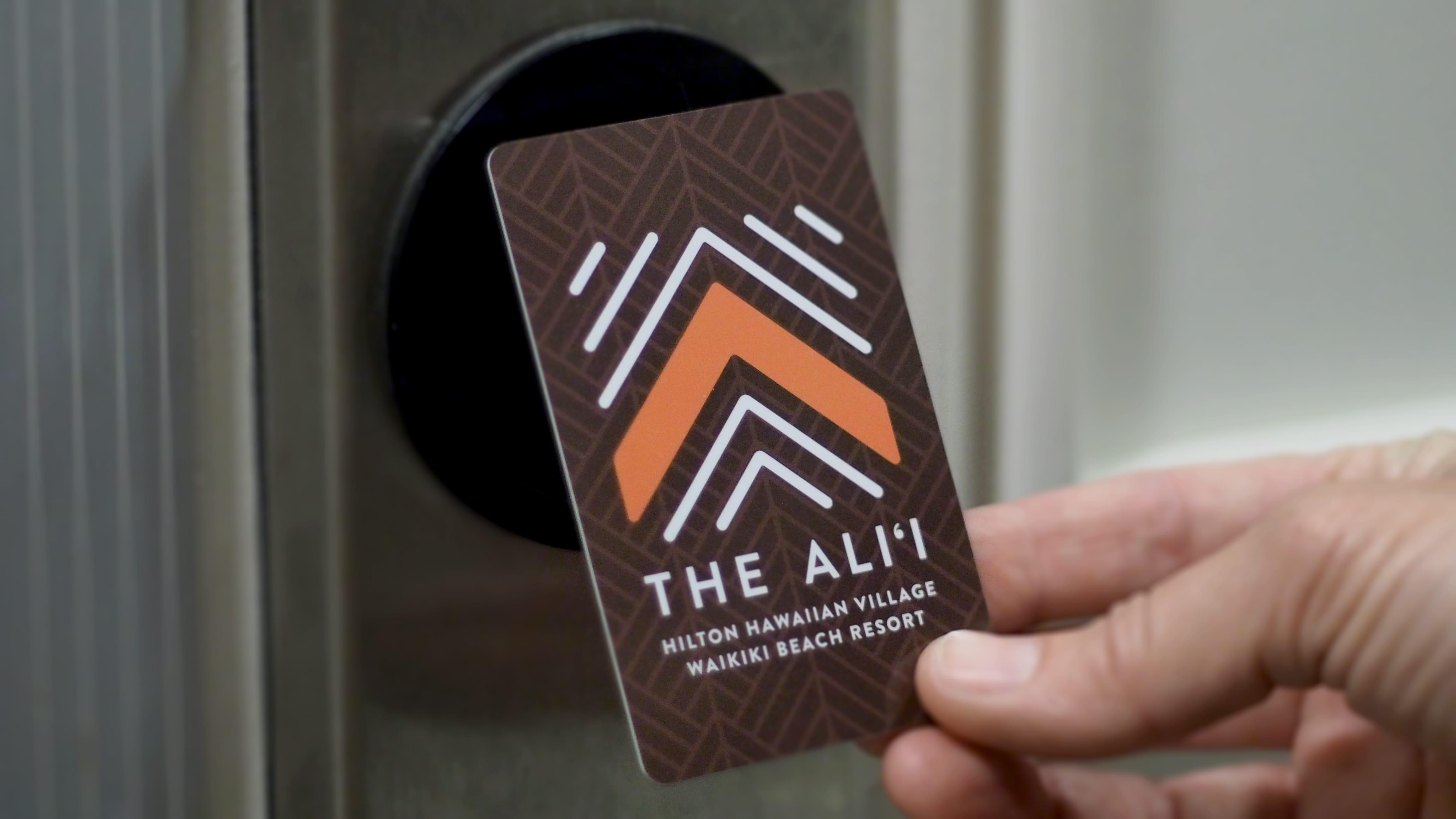The Ali'i Keycard