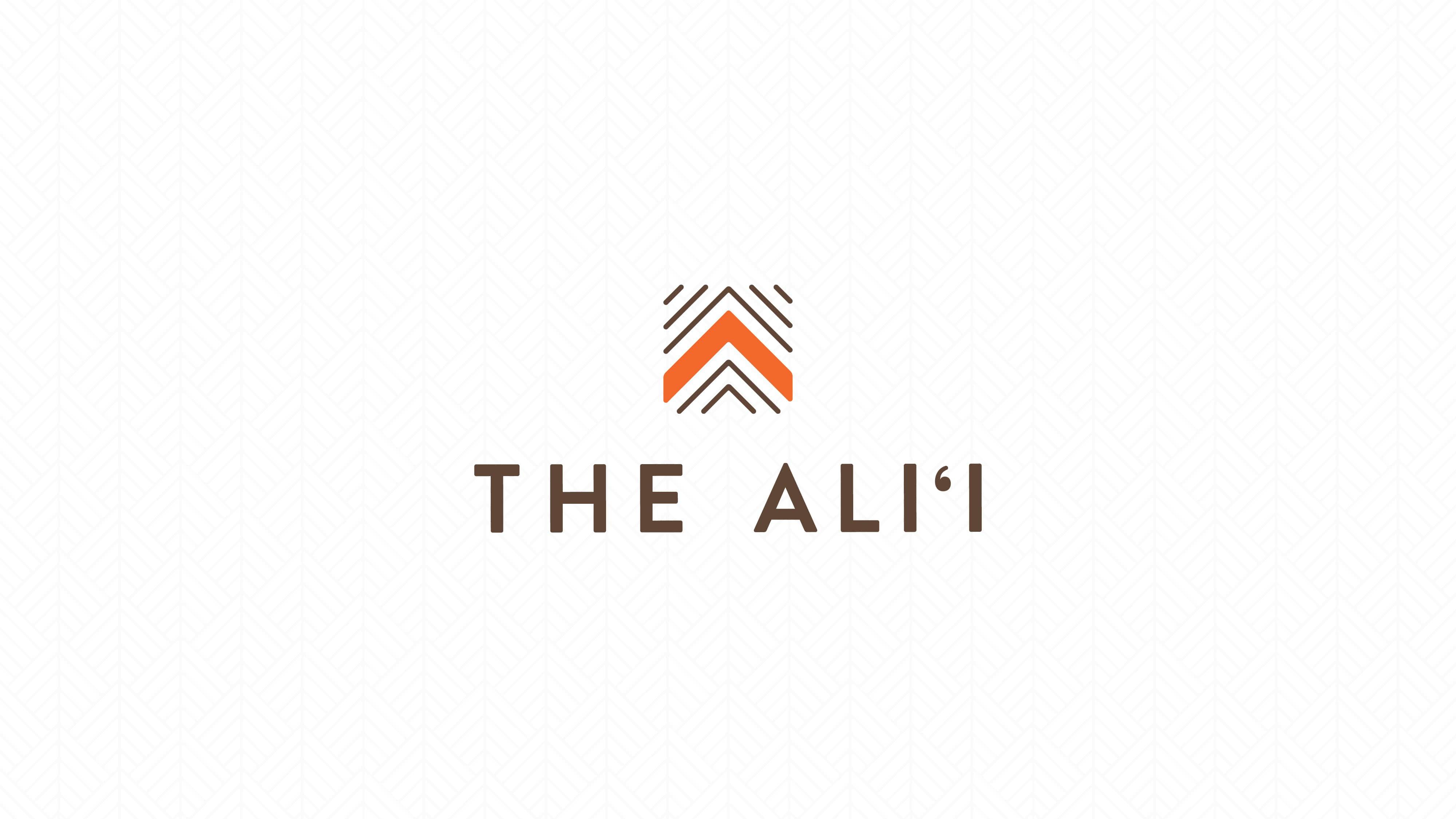 The Ali'i Logo