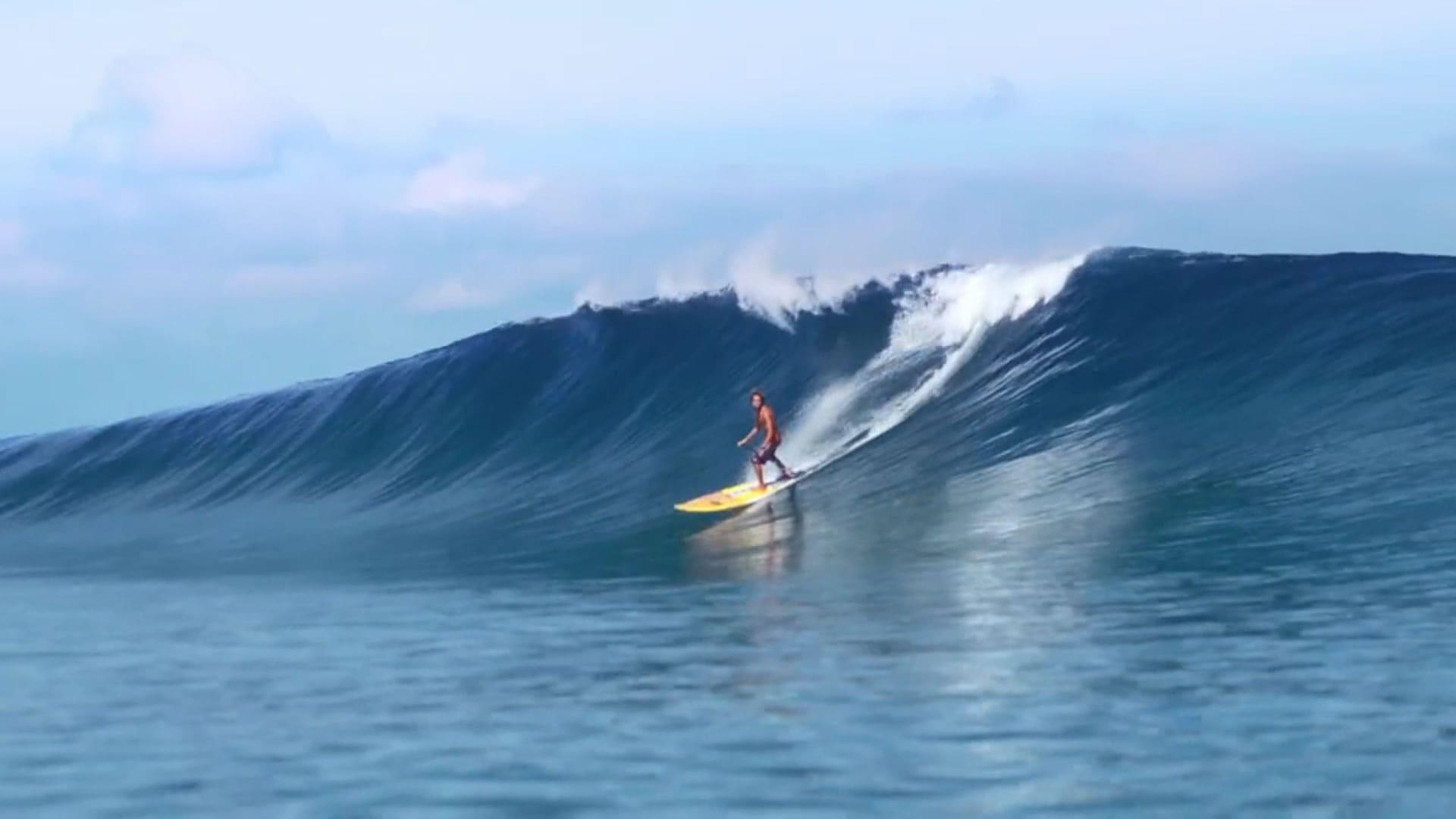 First Hawaiian Bank - Kai Lenny, Tahiti