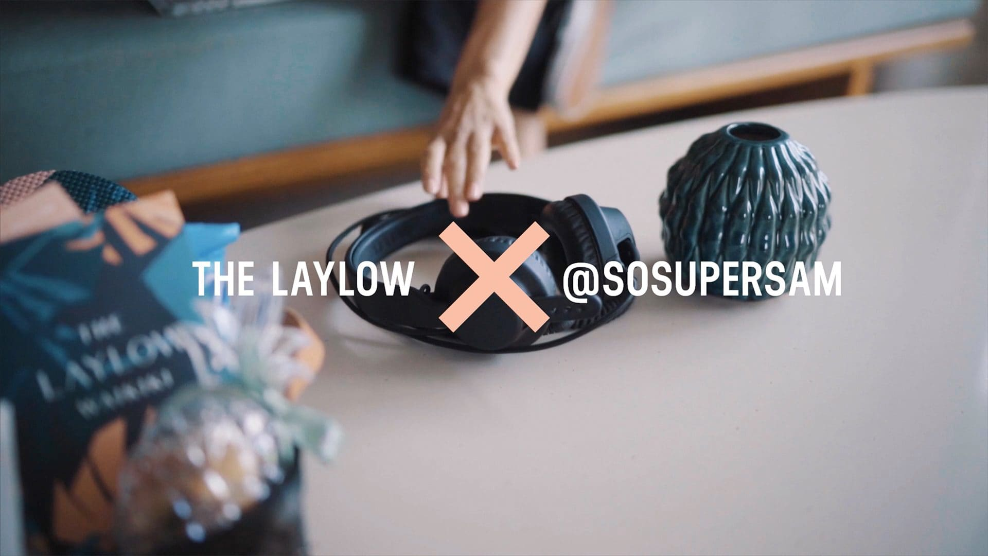 The Laylow x SoSuperSam
