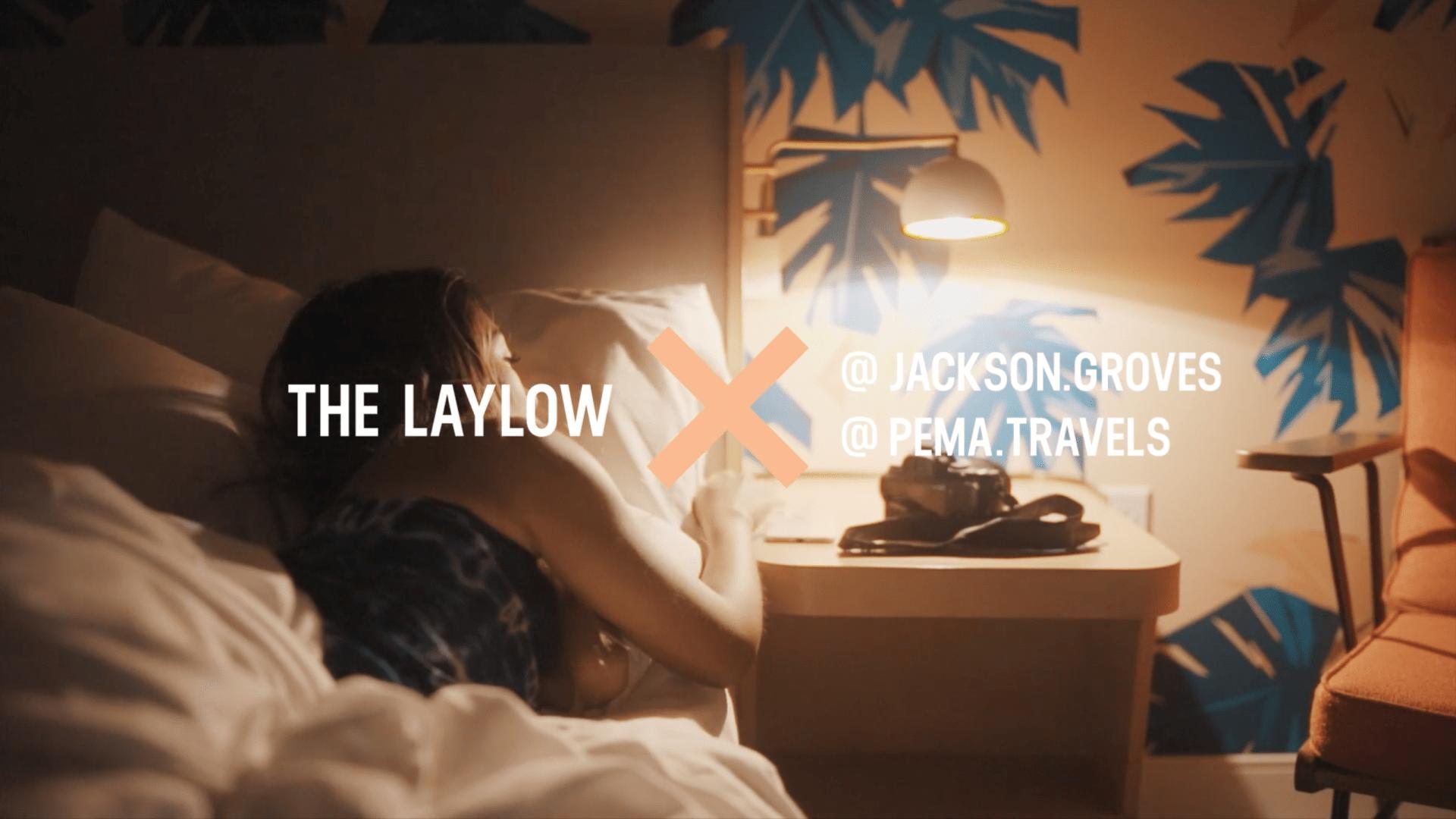 The Laylow x Jackson & Pema