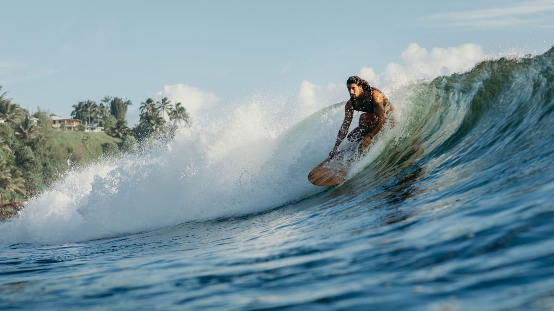 People of the Sea - Cliff Kapono, Island of Hawaii