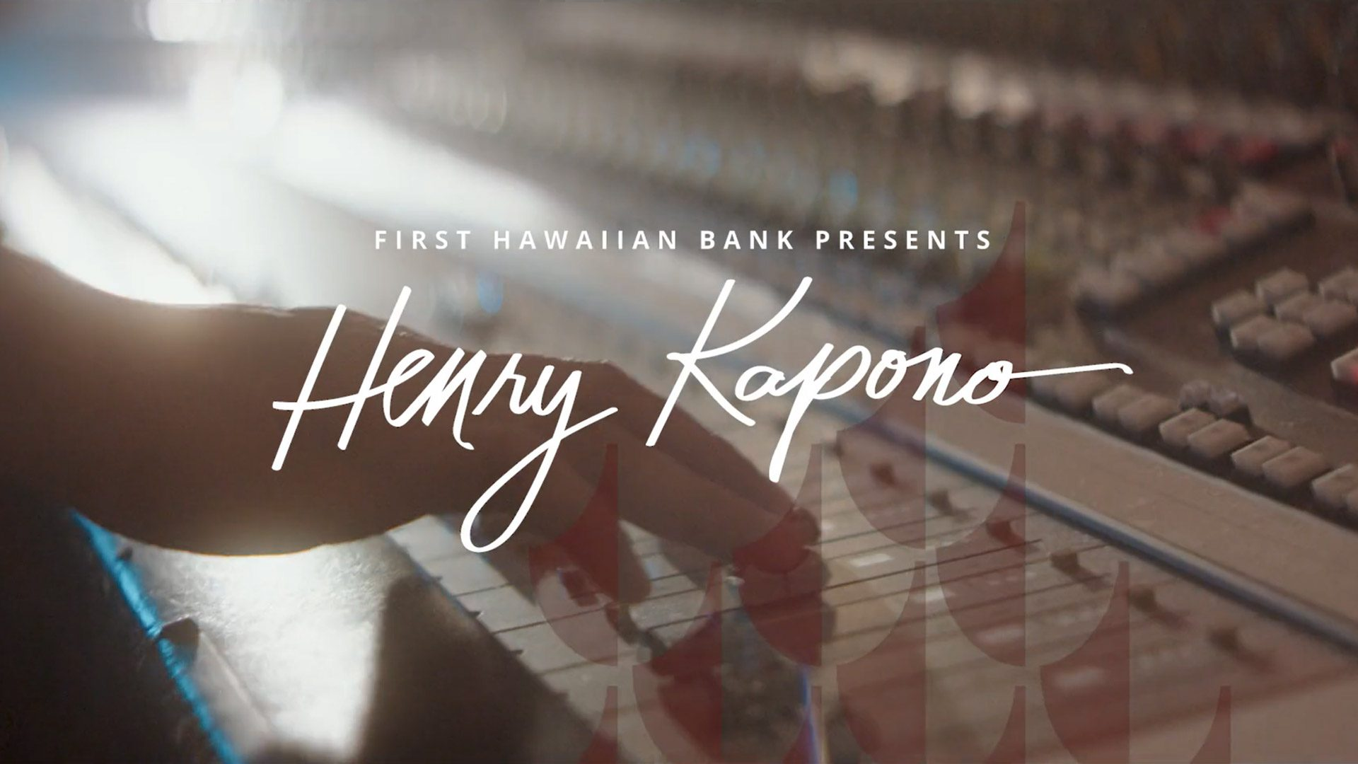 First Hawaiian Bank: Small Business Banking with Henry Kapono (Full)